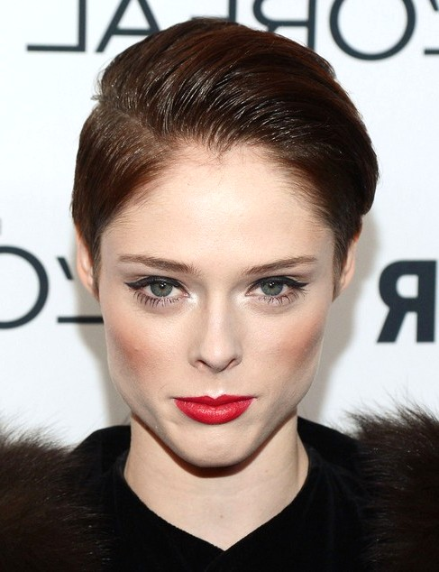 2014-Coco-Rocha-Hairstyles--Easy-Pixie-Haircut