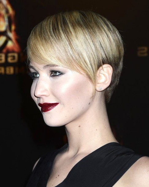 2014-Jennifer-Lawrence-Hairstyles--Best-Short-Pixie-Haircut