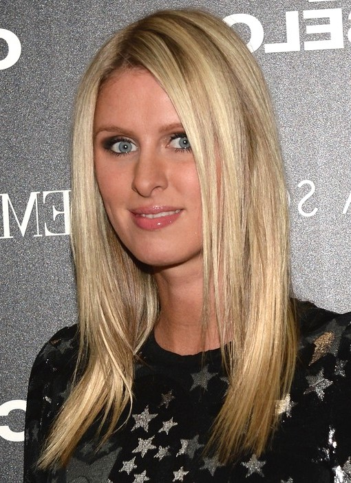2014-Nicky-Hilton-Hairstyles-Medium-Straight-Haircut