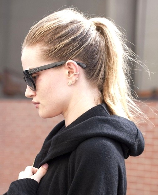 2014-Rosie-Huntington-Whiteley-Hairstyles--High-Ponytail